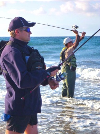 Beach Fishing Canary Islands