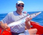 Barracuda Fishing Canary Islands