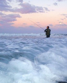 Surf Fishing Canary Islands