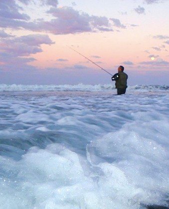 Surf Fishing Canary Islands