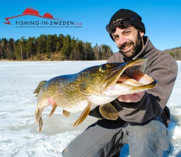 Ice-Fishing-for-Pike-in-Sweden