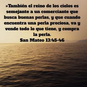 Mateo 13.45-46