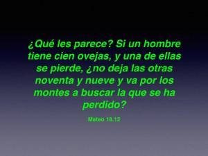 Mateo 18