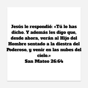 Mateo 26.64
