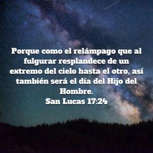 Lucas 17.24