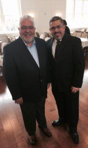 Con José Daniel Montañez