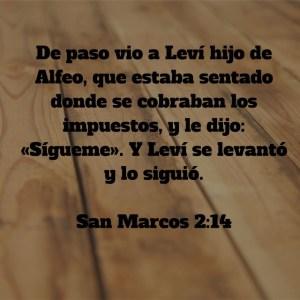 Marcos 2.14