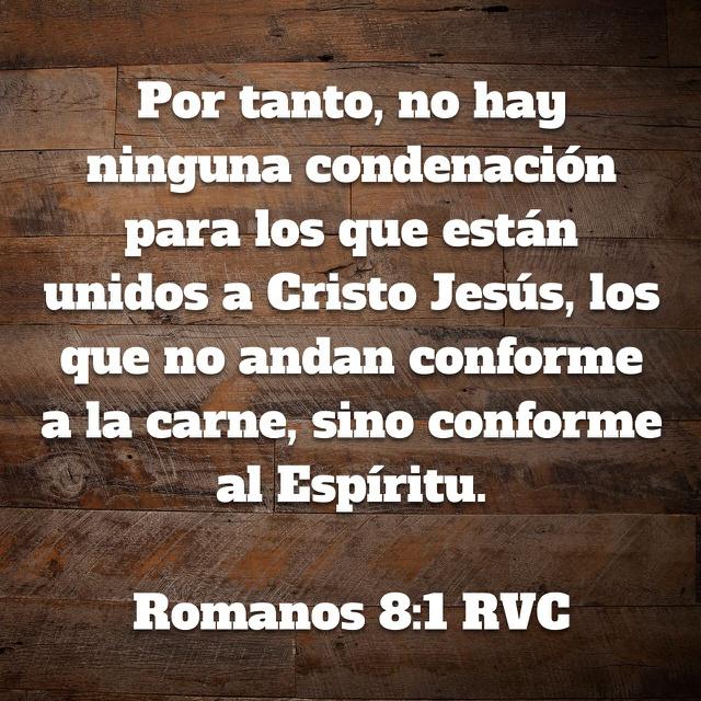 Romanos 8.1