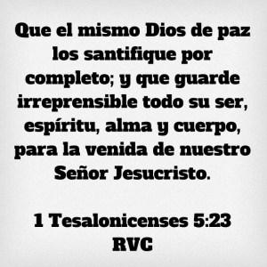 1 Tesalonicenses 5
