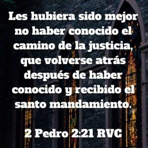 2 Pedro 2.21
