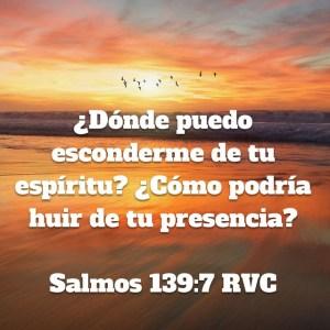 Salmo 139.7