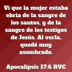 Apocalipsis 17.6