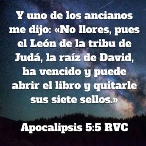 Apocalipsis 5.5