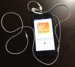 Escuche el podcast PREDIQUEMOS