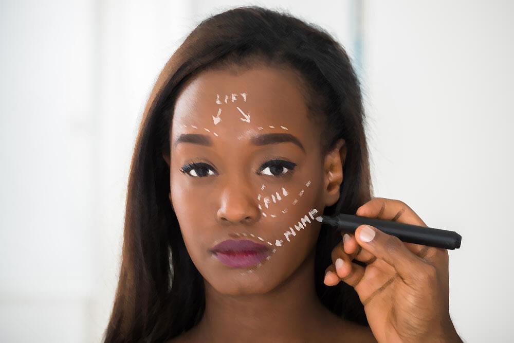 Cirurgia plástica facial – Quais são as mais realizadas?
