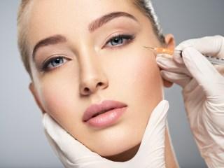 Aplicação de Botox