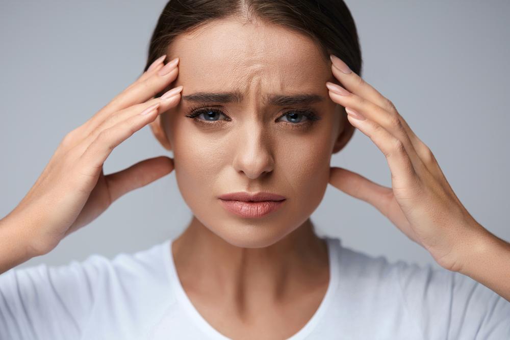 Sintomas da enxaqueca crônica