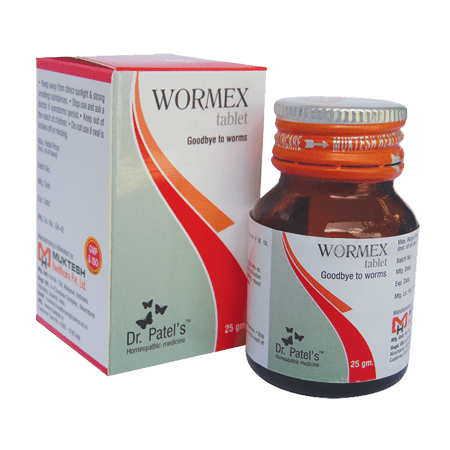 100 tablets WORM-EX