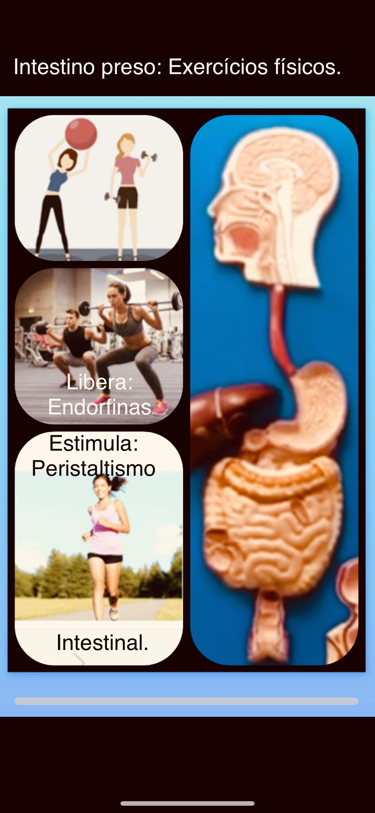 Exercícios físicos para intestino preso
