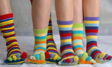 Crazy Socks For Docs – June 1st 2018