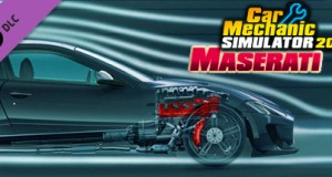 Car Mechanic Simulator 2015 Maserati Free Download PC Game