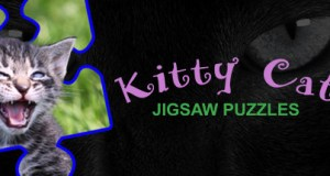 Kitty Cat Jigsaw Puzzles Free Download PC Game