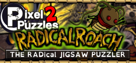 Pixel Puzzles 2 RADical ROACH Free Download PC Game