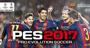 Pro Evolution Soccer 2017 Free Download PC Game