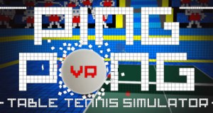 VR Ping Pong Free Download PC Game
