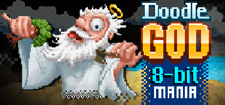 Doodle God 8 bit Mania Free Download PC Game
