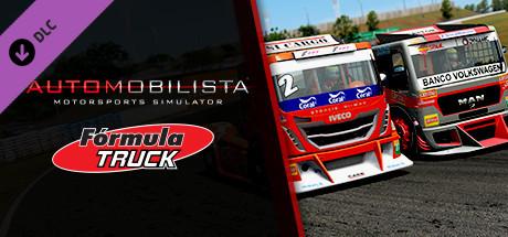 Automobilista Formula Truck Free Download PC Game