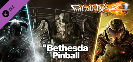 Pinball FX2 Bethesda Pinball Free Download PC Game