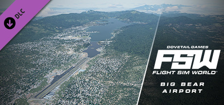 Flight Sim World Big Bear City Airport Free Download