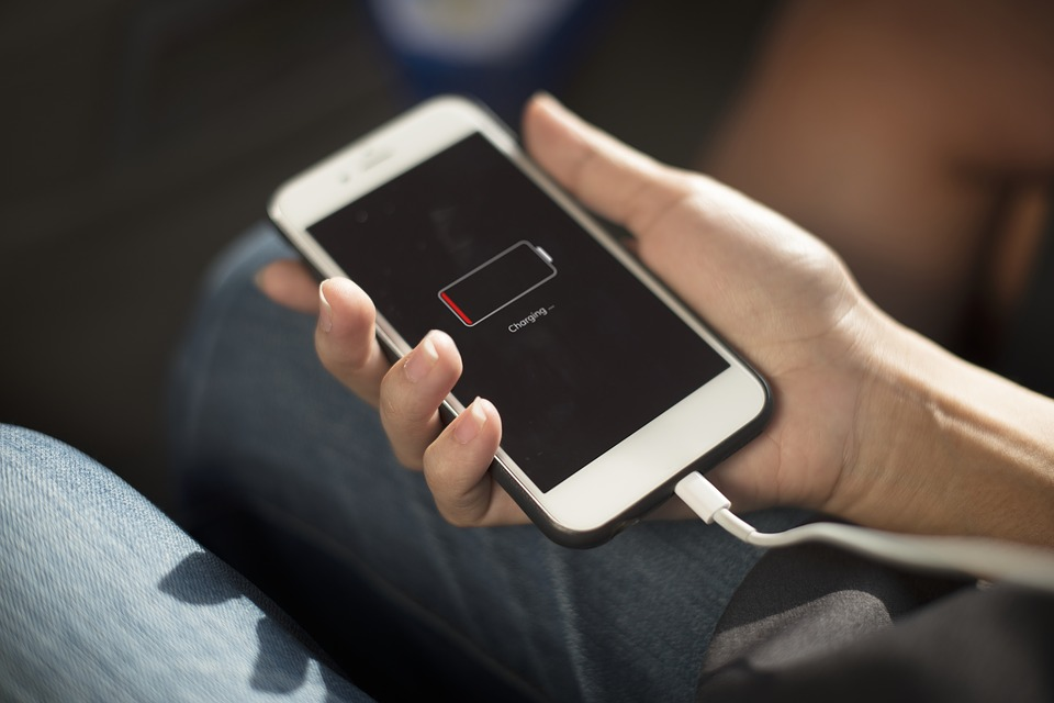 votre smartphone ne charge plus