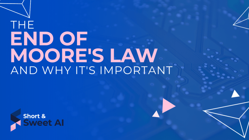 The End of Moore's Law and Why It's Important?