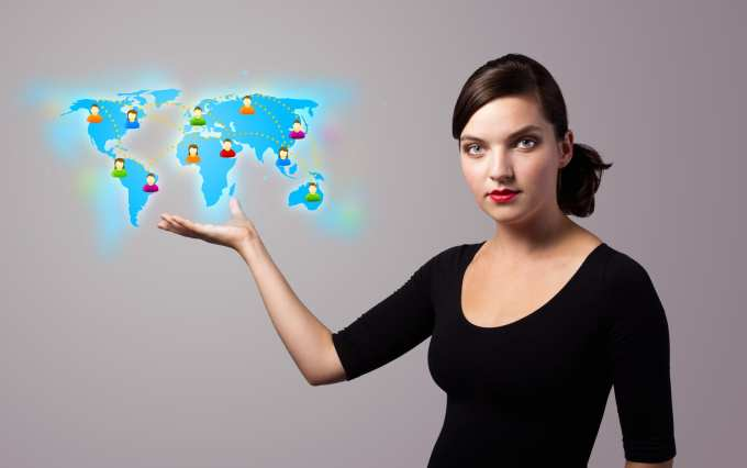 stockfresh 2435931 young woman holding virtual map sizeM 1024x642 - Inside the Virtual Classroom