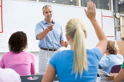 teacher classroom - Dealing with High School Classroom Discipline