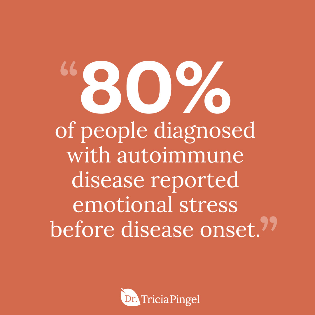Stress and autoimmune disease - Dr. Pingel