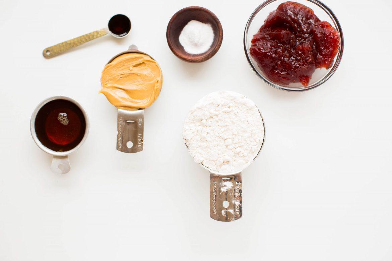 Gluten free thumbprint cookies - Dr. Pingel