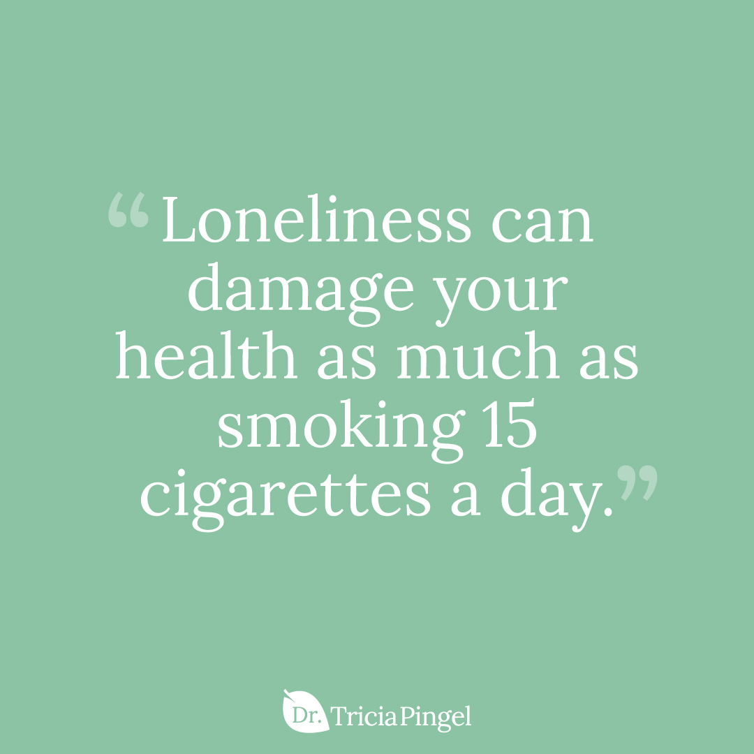 Loneliness and your health - Dr. Pingel