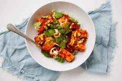 Harissa Tofu 2