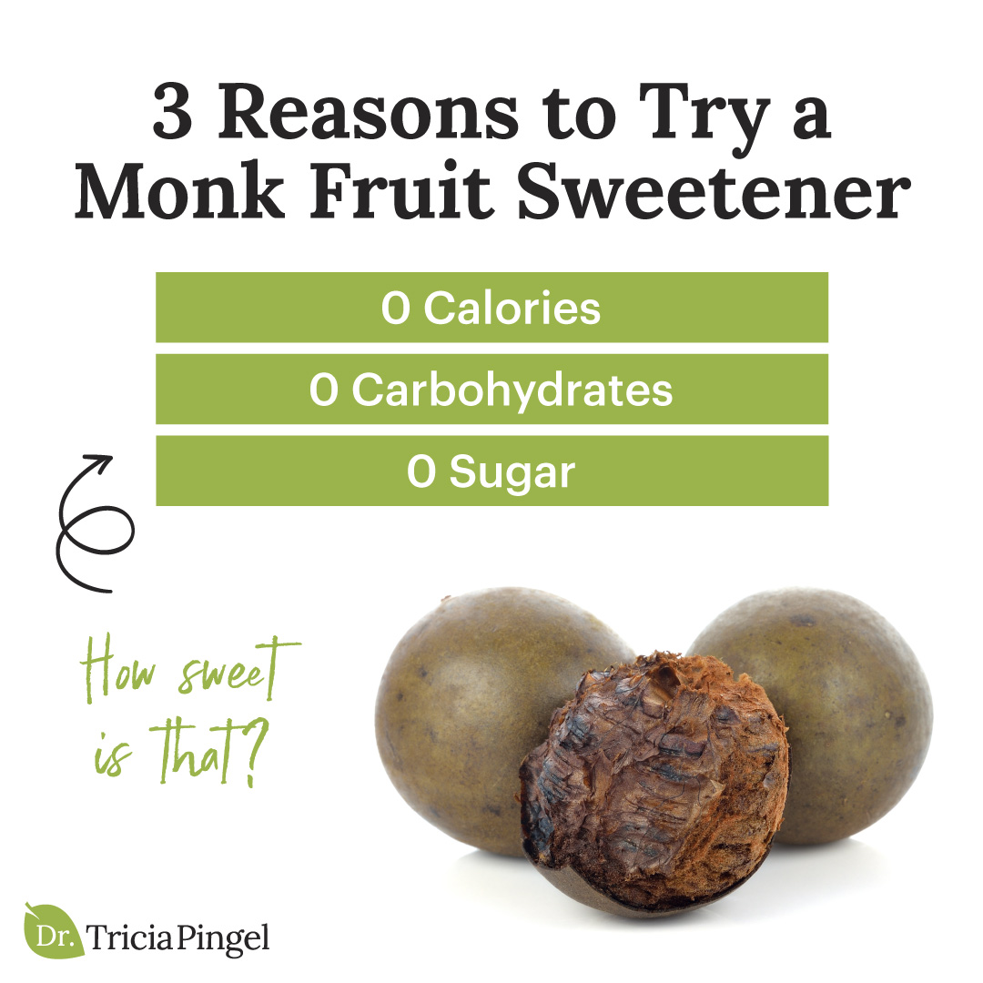 Monk fruit benefits - Dr. Pingel