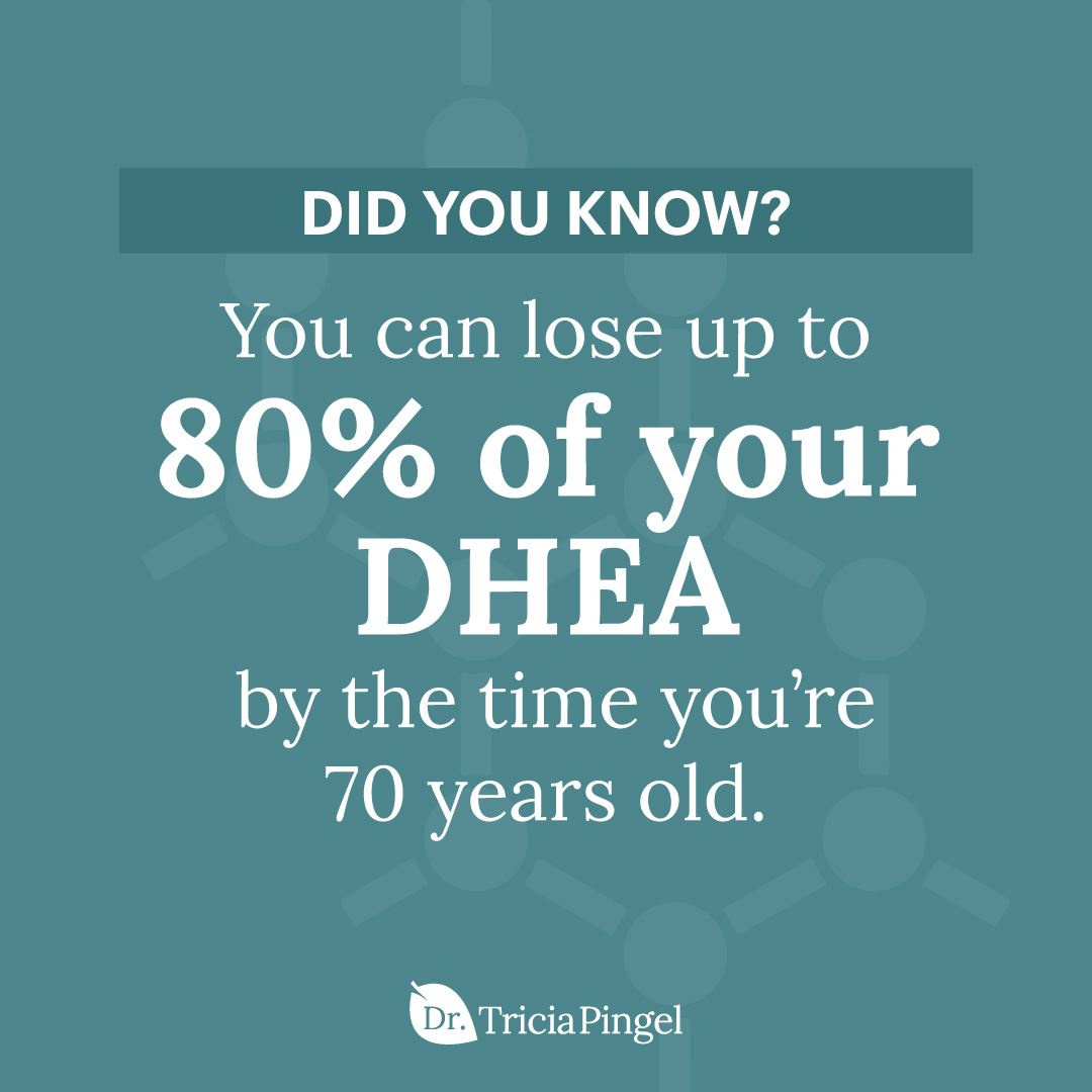 DHEA benefits - Dr. Pingel