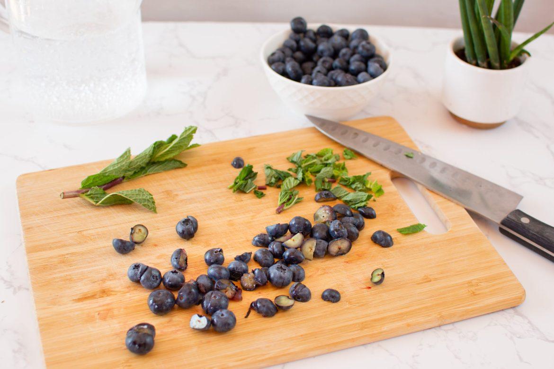 Blueberry shrub recipe - Dr. Pingel