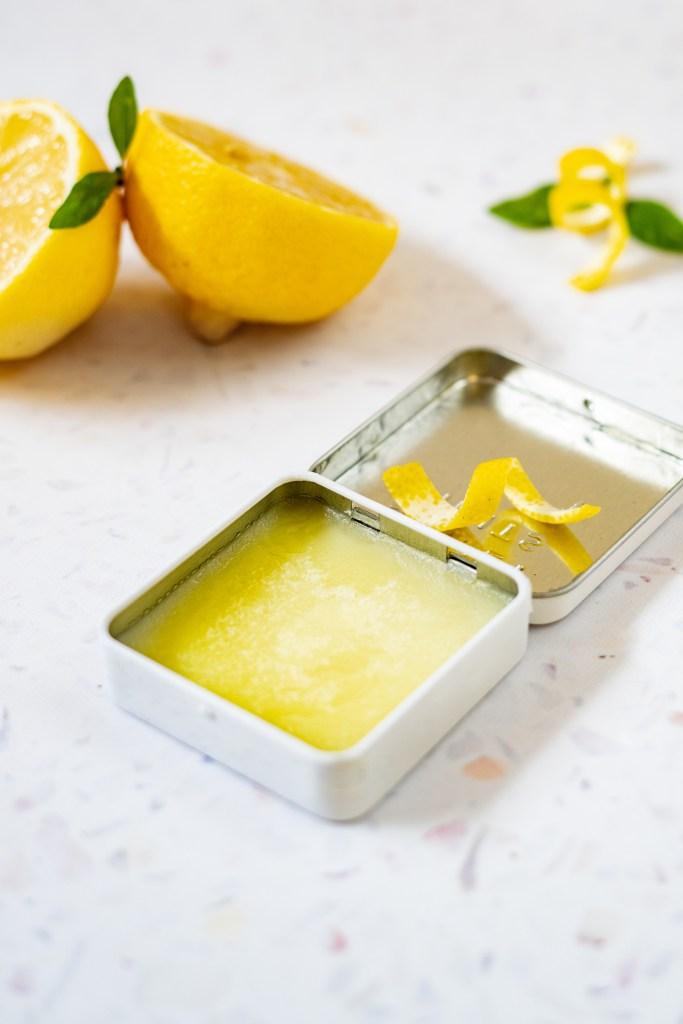 Natural lip balm recipe - Dr. Pingel