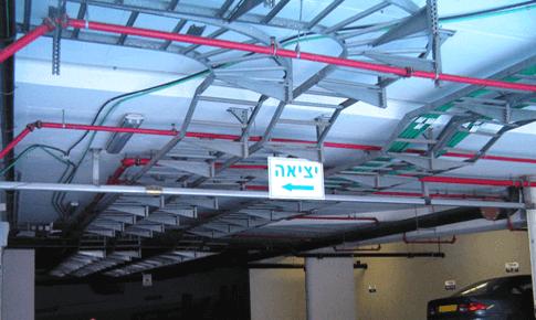 Fire Sprinkler Systems installation in Toronto