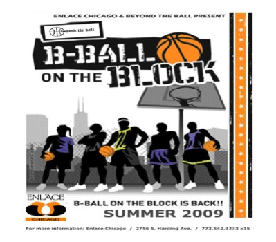 B Ball on the Block