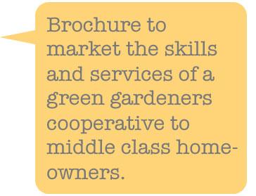 green gardener rationale