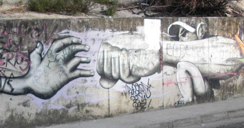 Graffiti Tour, Comuna 13