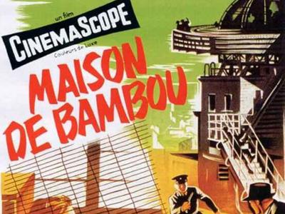 maison de bamboo